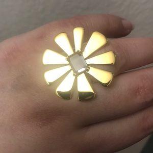 Authentic Tous Noa Flor ring